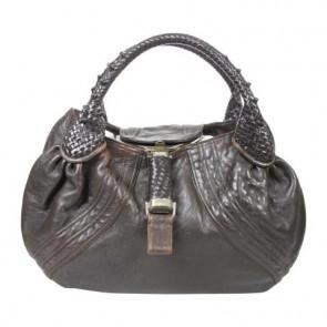 Fendi Brown Shoulder Bag
