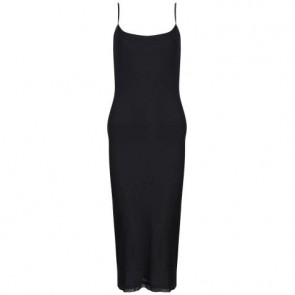 Gucci Black Midi Dress