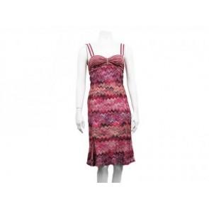 Missoni Pink Midi Dress