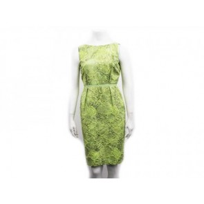 Peter Som Green Midi Dress