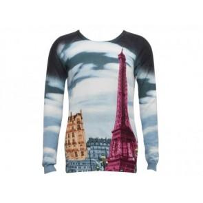 Tibi Blue Sweater
