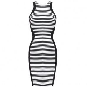 Torn by Ronny Kobo  Midi Dress