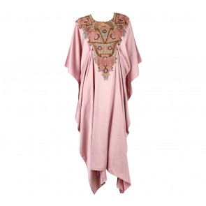 Febianihermaini Pink Long Dress