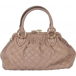 Marc Jacobs Brown Stam Handbag