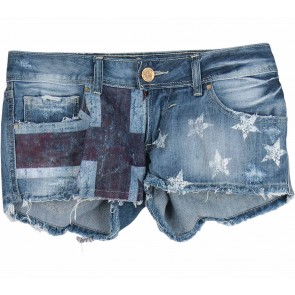 Zara Blue Shorts Pants