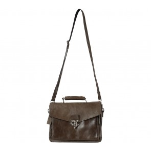 Royal Republiq Dark Green Satchel