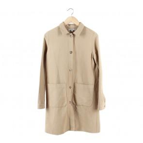 Zara Beige Outerwear