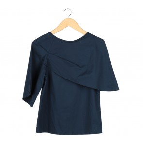 Hunting Fields Dark Blue Blouse