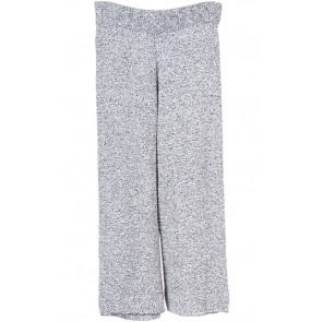 Grey and White Pants