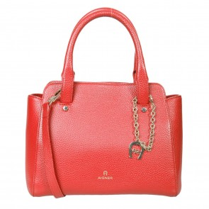 Aigner Red Sling Bag