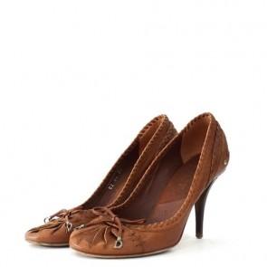 Christian Dior Brown Heels