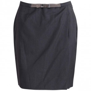 Gianni Versace Black Skirt