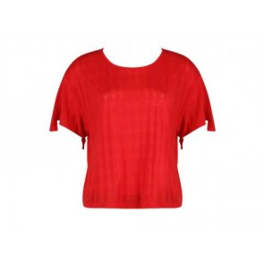 Karl Lagerfeld Red Shirt
