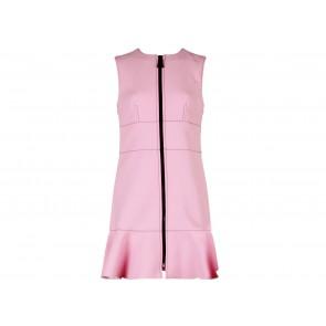 Louis Vuitton Pink Midi Dress