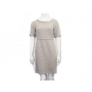 Max & Co Beige Midi Dress
