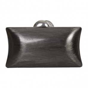 Rodo Dark Grey Clutch