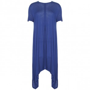 Stella McCartney Blue Midi Dress