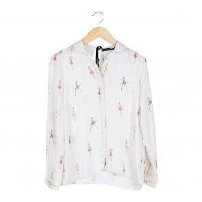 Zara Cream Shirt