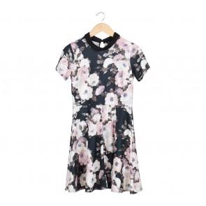 Dorothy Perkins Multi Colour Mini Dress
