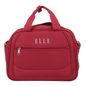 Elle Red Satchel