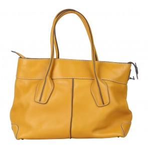 Tod´s Yellow Handbag