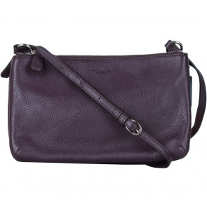 Coach Purple Sling Bag