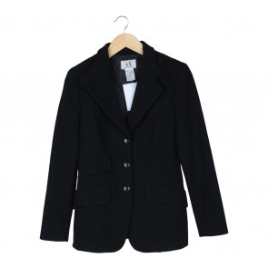 Armani Exchange Black Coat