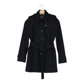 Banana Republic Black Coat