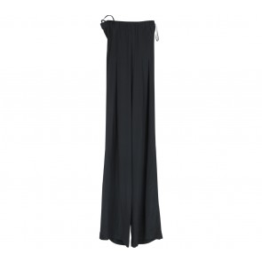 BCBG Maxazria Black Tube Jumpsuit