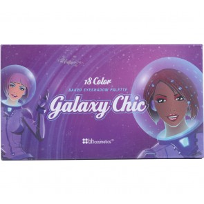 Bhcosmetics  18 Color Baked Eyeshadow Palette Galaxy Chic Eyes