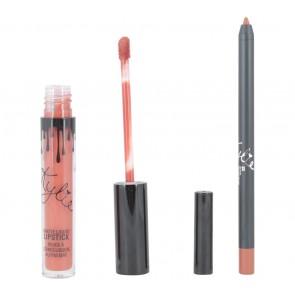 KYLIE  22 Matte Liquid Lipstick & Lip Liner Lips
