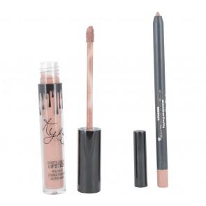 KYLIE  Dolce K Matte Liquid Lipstick & Lip Liner Lips