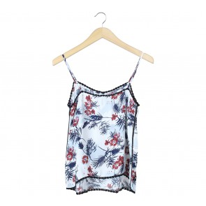 River Island Multi Colour Floral Sleeveless