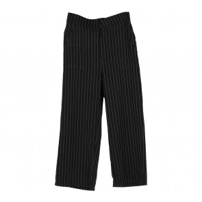 Fombs Black Stripes Pants