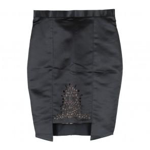 Clementine Black And Cream Skirt