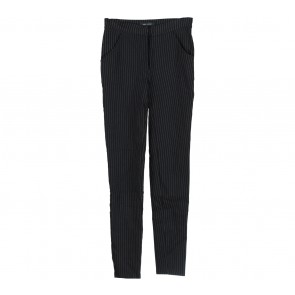 New Look Black And White Striped Pants
