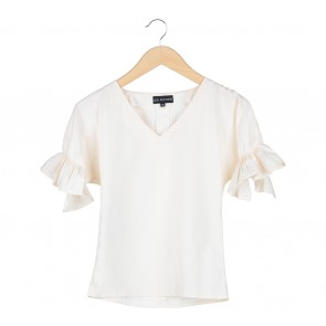 Les Riches Cream Blouse