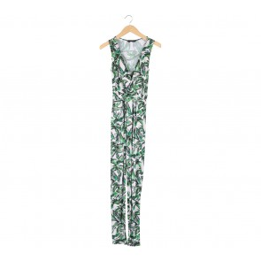 Dorothy Perkins Multi Colour Sleeveless Jumpsuit