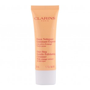 Clarins  One Step Gentle Exfoliating Cleanser  with Orange Extract  Skin Care