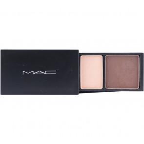 MAC  Brow Shader Ivoire/Walnut Eyes