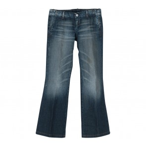 Diesel Blue Boot Cut Jeans Pants