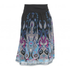 Esprit Multi Colour Patterned Skirt