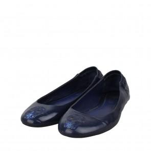 Alexander McQueen Blue Flats