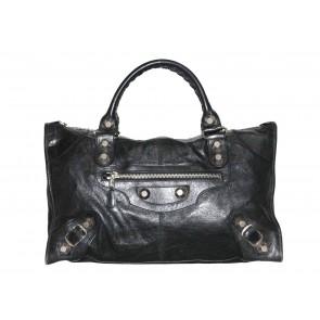 Balenciaga Black Shoulder Bag
