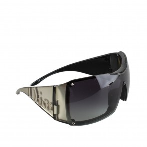 Christian Dior Black Overshine 2-KIL2R Women Sunglasses