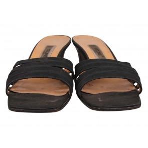 Cline Black Sandals