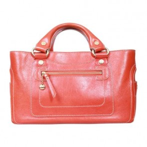 Cline Orange Tote Bag
