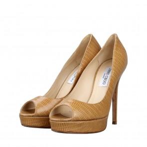 Jimmy Choo Brown Heels