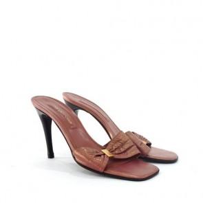 Sergio Rossi Pink Sandals