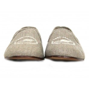 Stubbs and Wotton x Marc by Marc Jacobs Grey Loafers